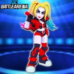GTA 5 Mods Harley Quinn in DC Battle Arena