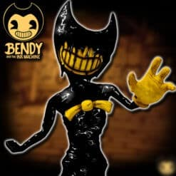 GTA 5 Mods Ink Demon in Bendy and the Ink machine