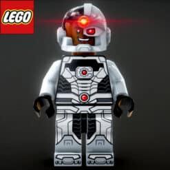 GTA 5 Mods LEGO Cyborg