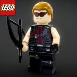 GTA 5 Mods LEGO Hawkeye