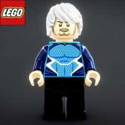 GTA 5 Mods LEGO Quicksilver