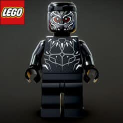 GTA 5 Mods LEGO Black Panther
