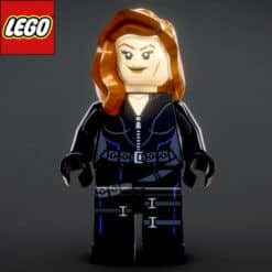 GTA 5 Mods LEGO Black Widow