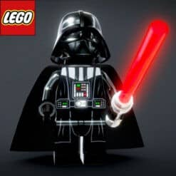GTA 5 Mods LEGO Darth Vader