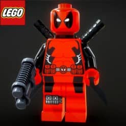 GTA 5 Mods LEGO Deadpool