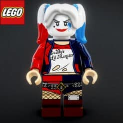 GTA 5 Mods LEGO Harley Quinn