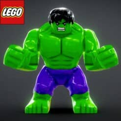 GTA 5 Mods LEGO Hulk The Incredible