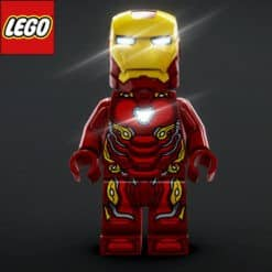 GTA 5 Mods LEGO Iron Man