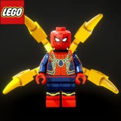 GTA 5 Mods LEGO Iron Spider Man