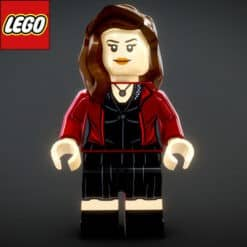 GTA 5 Mods LEGO Scarlet Witch