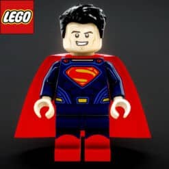 GTA 5 Mods LEGO Superman