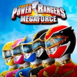 GTA 5 Mods Power Rangers Megaforce