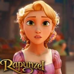 GTA 5 Mods Rapunzel