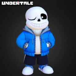 GTA 5 Mods Sans in Undertale