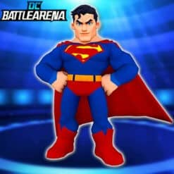 GTA 5 Mods Superman in DC Battle Arena