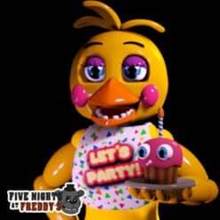 GTA 5 Mods FNAF Toy Chica