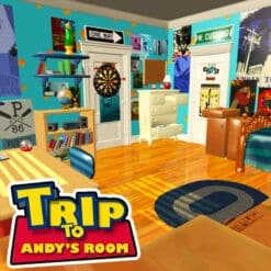 GTA 5 Mods Toy Story Andy's Room