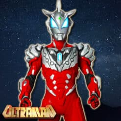 GTA 5 Mods Ultraman Geed Solid Burning