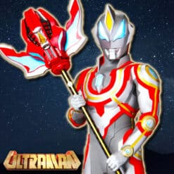 GTA 5 Mods Ultraman Geed Ultimate Final