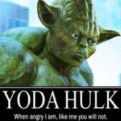 GTA 5 Mods The Incredible YODA HULK