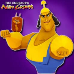 GTA 5 Mods Kronk in Emperror's New Groove