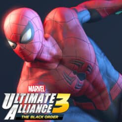 GTA 5 Mods Spider Man Marvel Ultimate Alliance 3