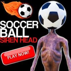 GTA 5 Mods Soccer Ball Siren Head