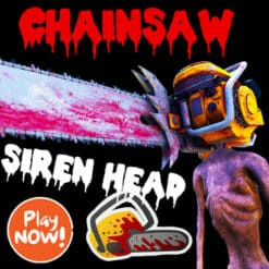 GTA 5 Mods Chainsaw Siren Head