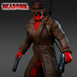 GTA 5 Mods Deadpool Dectective