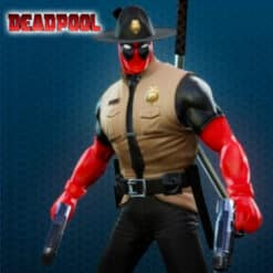 GTA 5 Mods Deadpool Sheriff