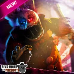 GTA 5 Mods FNAF Clown Springtrap