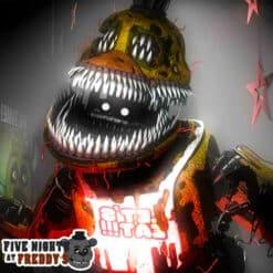GTA 5 Mods FNAF Corrupted Chica