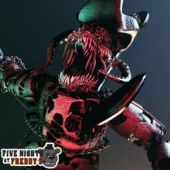 GTA 5 Mods FNAF Corrupted Foxy