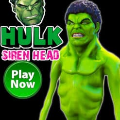 GTA 5 Mods HULK Siren Head