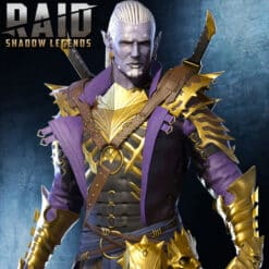 GTA 5 Mods Kael in Raid Shadow Legend