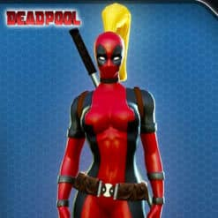 GTA 5 Mods Lady Deadpool