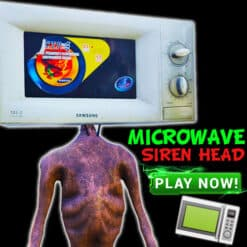 GTA 5 Mods Microwave Siren Head