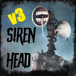 GTA 5 Mods Siren Head V3