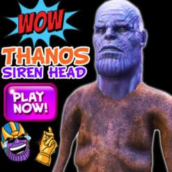 GTA 5 Mods Thanos Siren Head