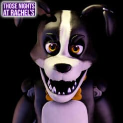 GTA 5 Mods FNAF Custom TNAR Doug The Dog