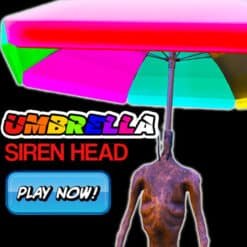 GTA 5 Mods Umbrella Siren Head