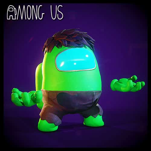 Gta 5 Mods Among Us Hulk V2 Gta 5 Mods Website